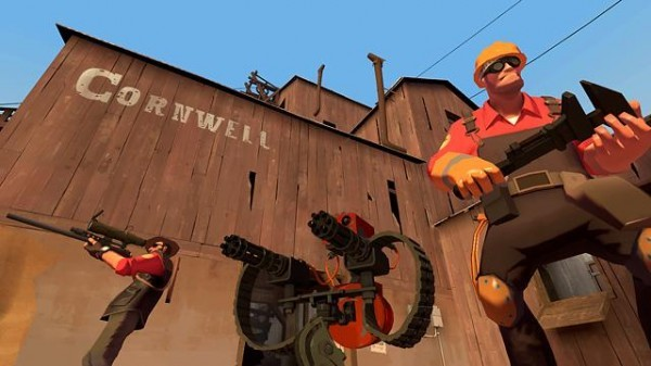 &quot;The Team Fortress Engineer: always accept the possibility of your hard work being completely *obliterated*.&quot;