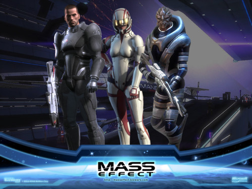 Who could forget that Mass Effect was accused in the media of being a game about custom sodomy - with aliens?