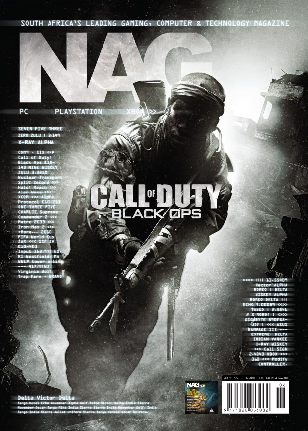 NAG June 2010 cover