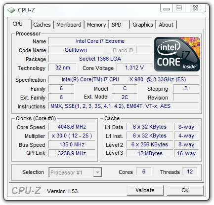 Expensive though it may be, its another beat-down from Intel.