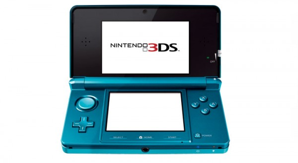 3DS blue