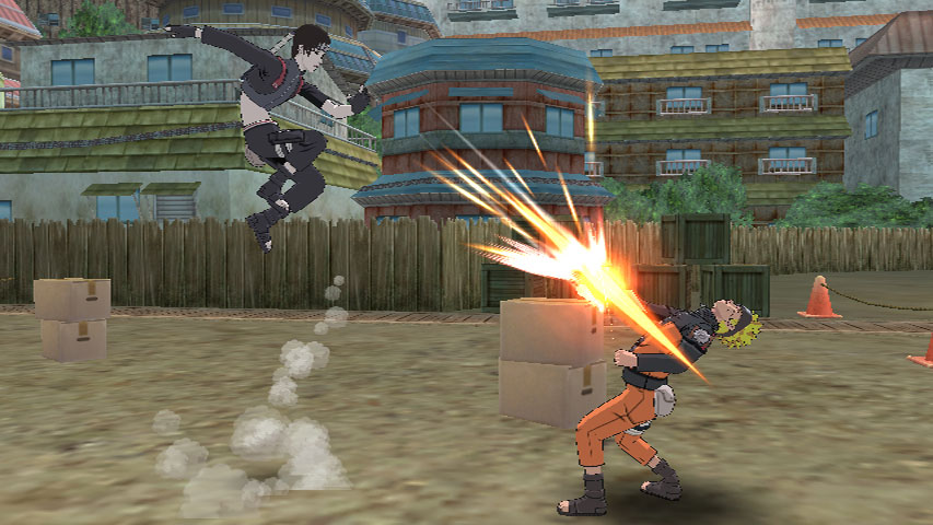Review: Naruto Shippuden: Clash of Ninja Revolution 3