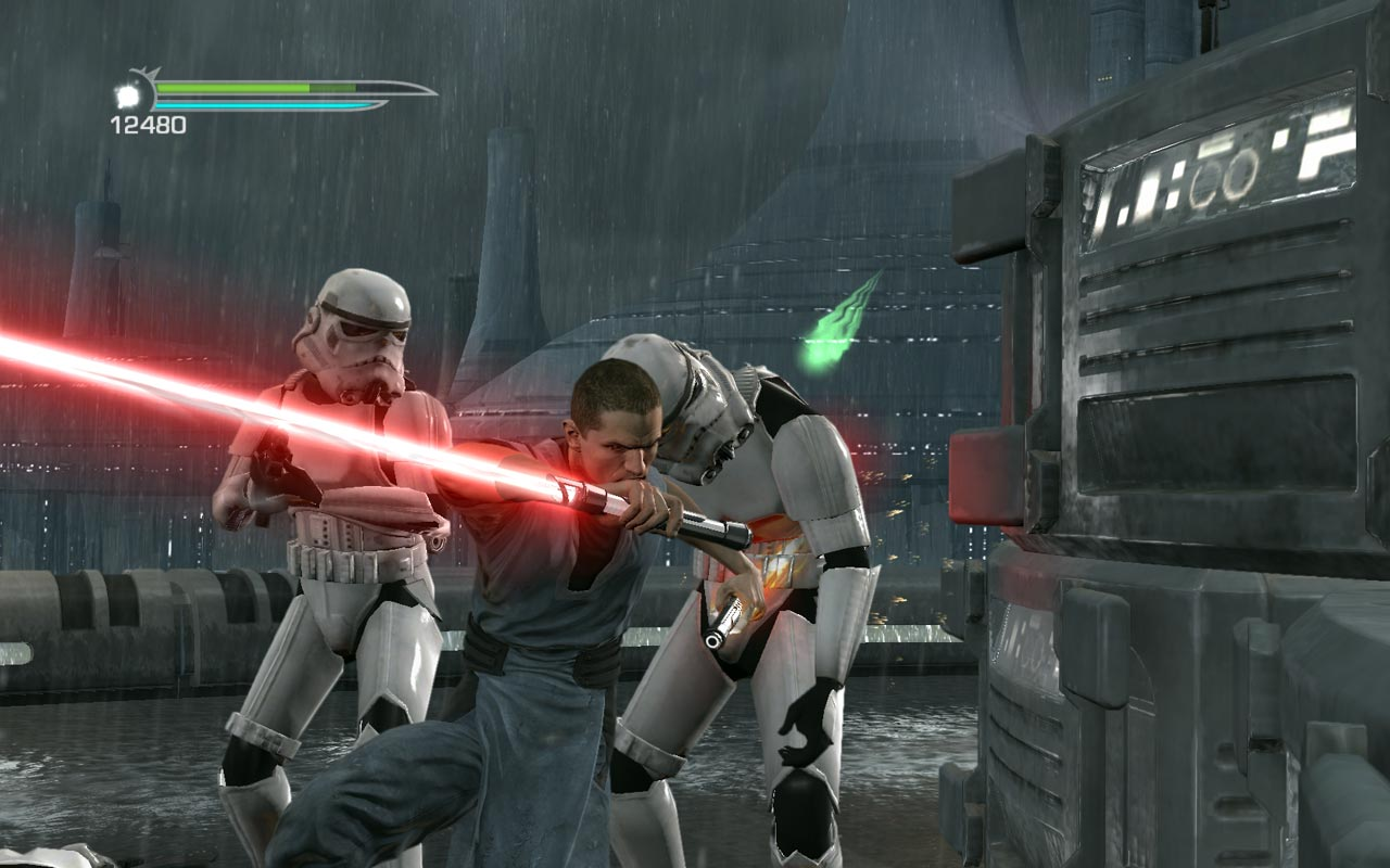 Download Star Wars: The Force Unleashed II Xbox 360 ISO Free Full