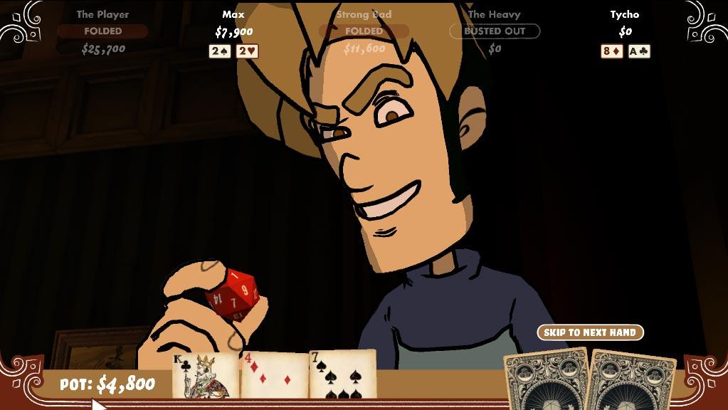 Poker night at the inventory 2 bounty unlocks