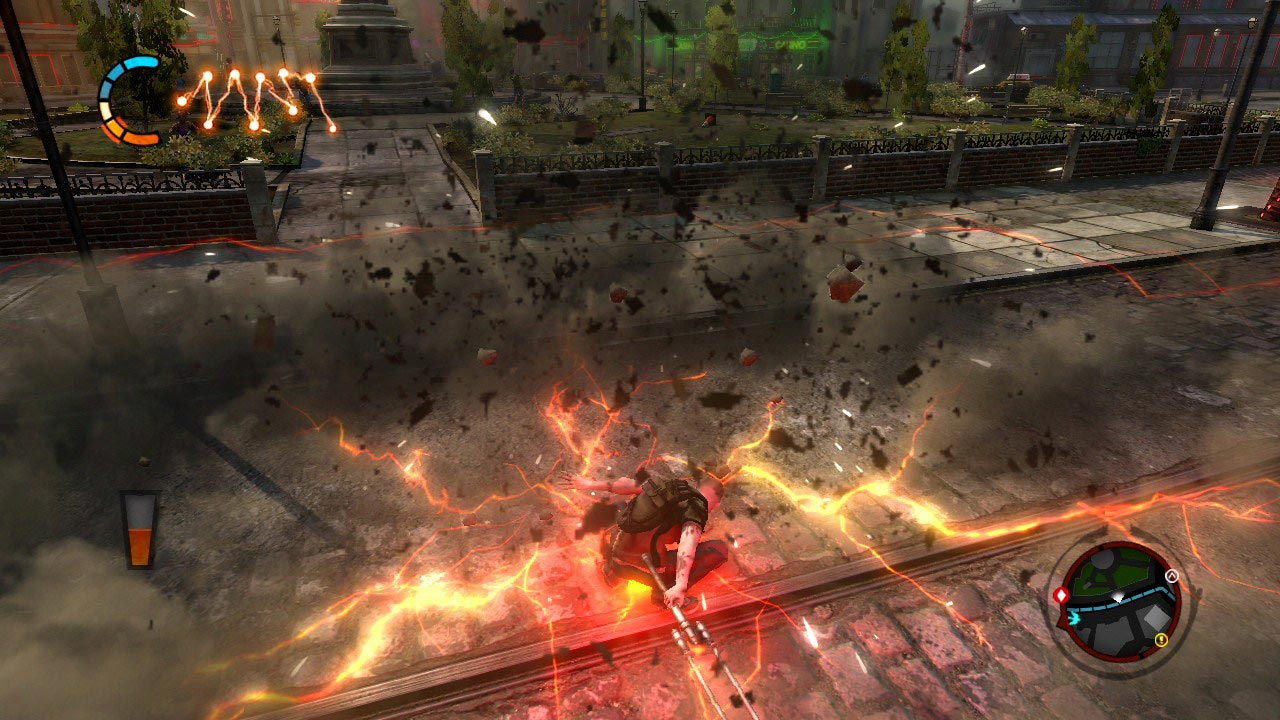 Feature review: inFAMOUS 2 | NAG on uncharted 2 map, crash twinsanity map, everybody's gone to the rapture map, infamous second son map, forza 4 map, arkham city map, bound by flame map, infamous first light map, the witcher 3: wild hunt map, mortal kombat 2 map, crash bandicoot 2 map, grim dawn map, grandia 2 map, just cause 2 map, pac-man world 2 map, batman: arkham knight map, prototype 3 map, prototype 2 map, infamous festival of blood mary's teachings, grand theft auto: san andreas map,