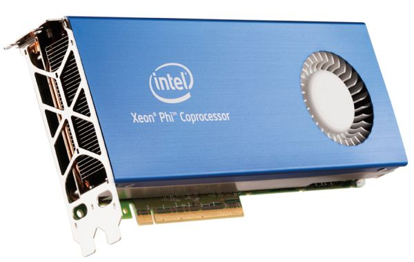 Intel's Xeon Phi CoProcessor