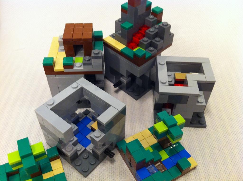 minecraft videos how to build stuff