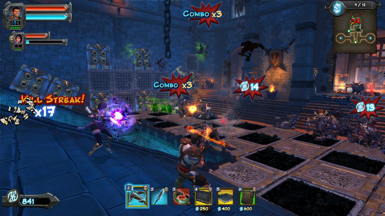 review orcs must die 2 - Orcs Must Die