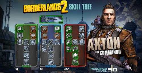 Plan your Borderlands 2 character right now NAG