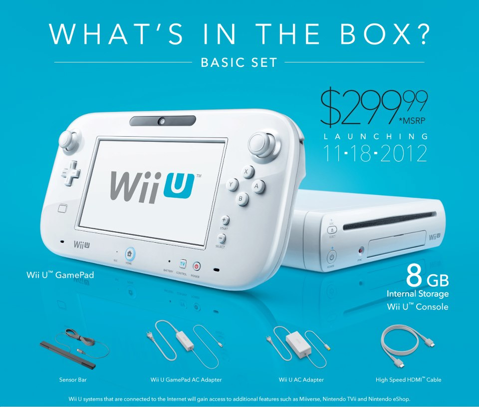 Wii U Newsplosion – a round-up of what you need to know | NAG