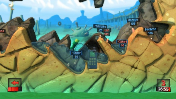 Just try tell me something more fun than multiplayer Worms. I dare you.