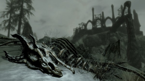 I uninstalled Skyrim after the townsfolk murdered me for impoliteness and I realised I'd have to walk down a mountain all over again.