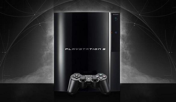 PS3 launch wallpaper