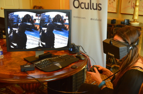 oculus rift how it works