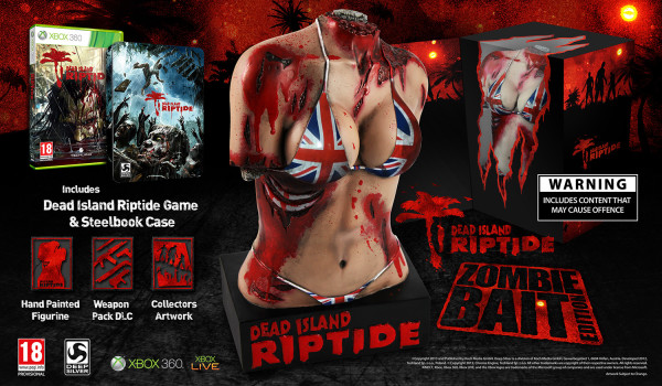 dead island riptide collectors edition