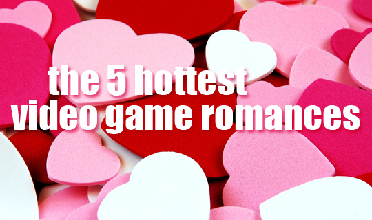 hottest video game romances header