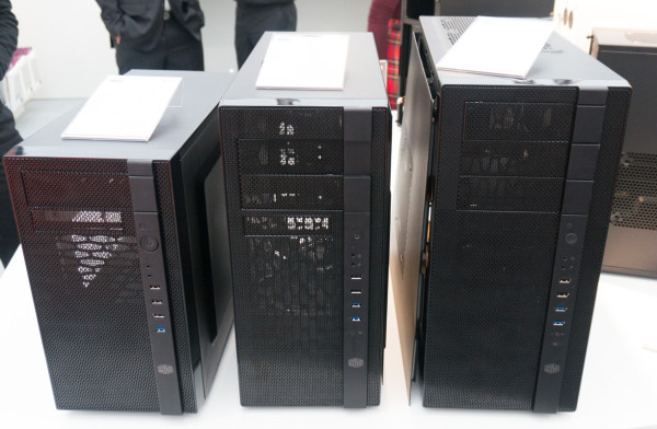 Left to right: the N200, N400 and N600