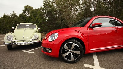 If you upgrade from a Beetle to... another Beetle, there's no hope for you. Seriously. You could have gone with a Porsche.