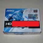 MSI HD7730 Box