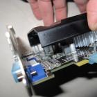 MSI HD7730 heatsink