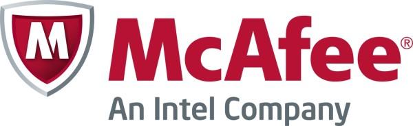 McAfee Intel Logo