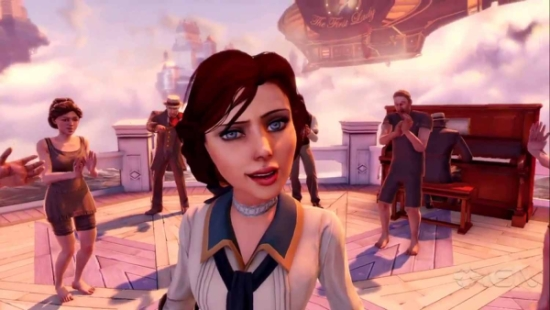 I guess almost half the people who didn't complete Bioshock Infinite won't understand why it's crucial to understanding the first two games.