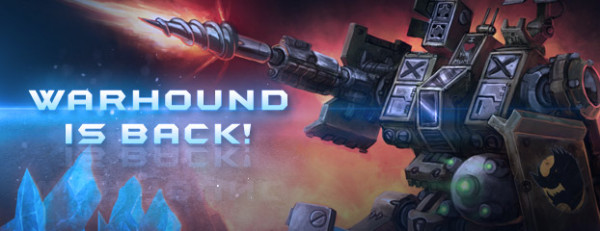 starcraft 2 warhound is back