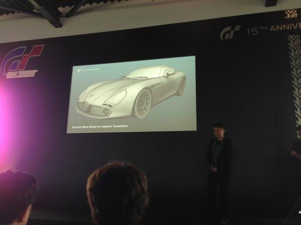 GT6 model