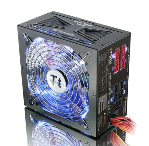 Thermaltake Evo Blue old