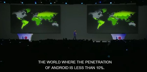 android reach