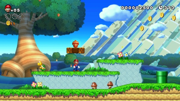 New Super Mario U is okay, but it's reheated gameplay isn't the boost Wii U needs.
