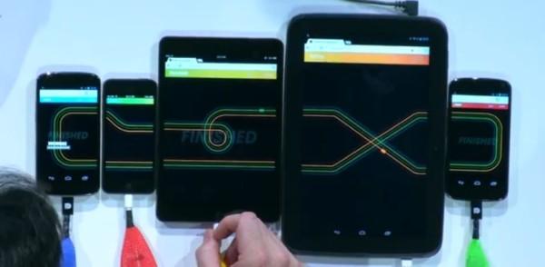 racer screens together