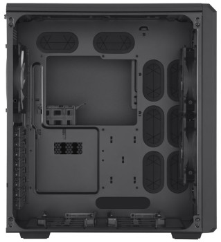 Corsair Carbide Air 540 inside
