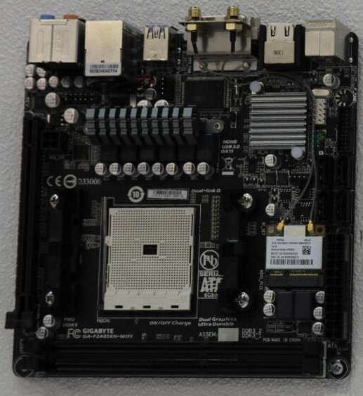 Gigabyte F2A85XN-Wifi