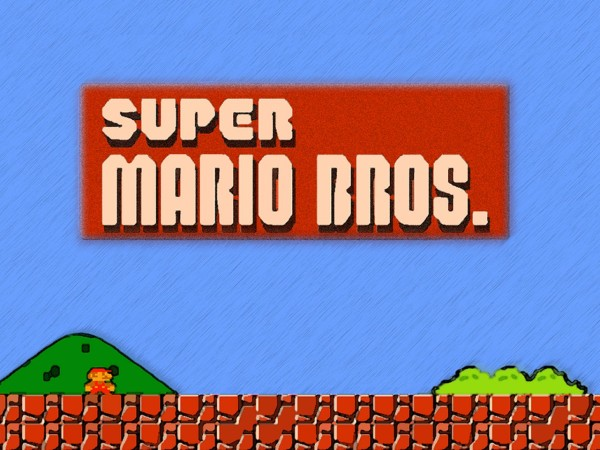 super mario bros original