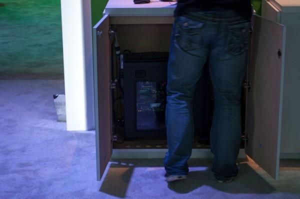xbox one e3 dev computer