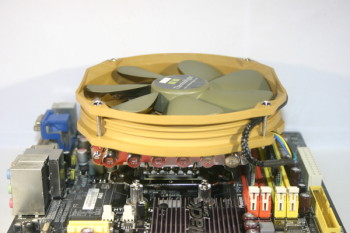 Thermalright AXP-100 140mm front