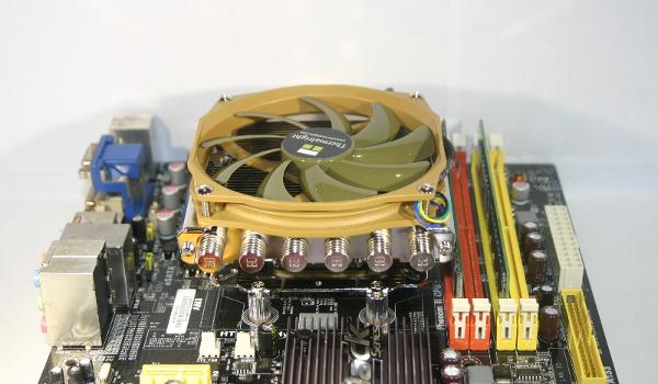 Thermalright AXP-100 header