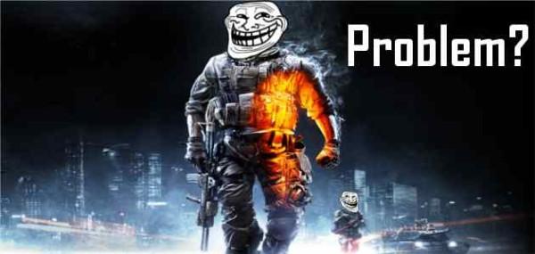 battlefield 3 troll