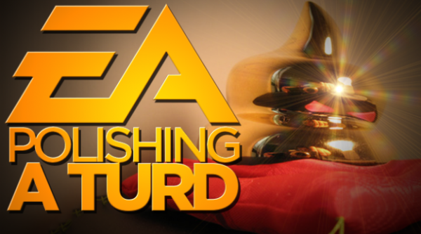 ea polishing a turd