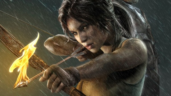 I'm particularly surprised by the Tomb Raider reboot, which I thought was awesome.