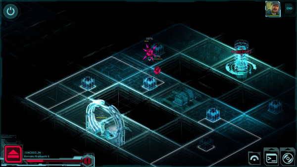 "Hacking – or ""decking"" in Shadowrun parlance – is pretty much combat with virtual pants on."