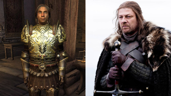 Characters and Voice Actors : The Elder Scrolls IV ...