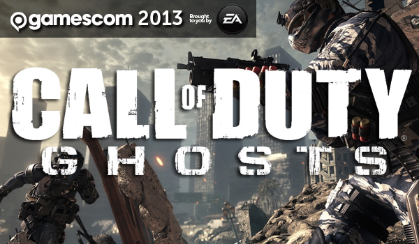 call of duty ghosts multiplayer gamescom 2013 header