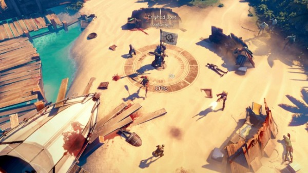dead island epidemic screen