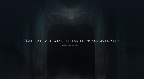 Unfortunately, death has already spread it's wings over Diablo 3.