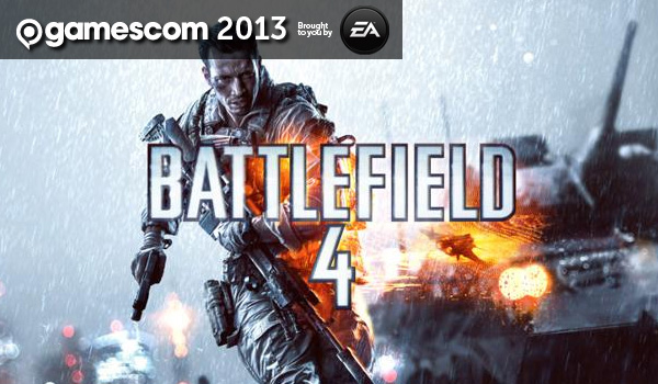 gamescom battlefield 4 header