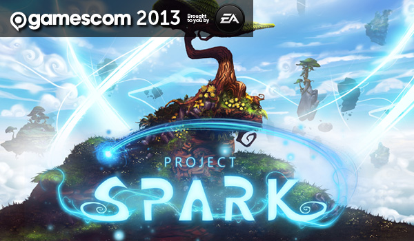 project spark gamescom header