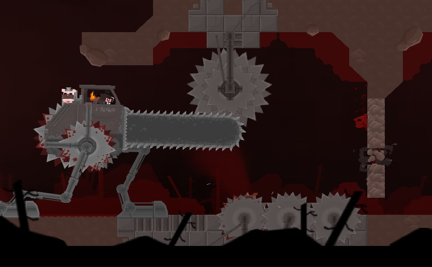 super meat boy online