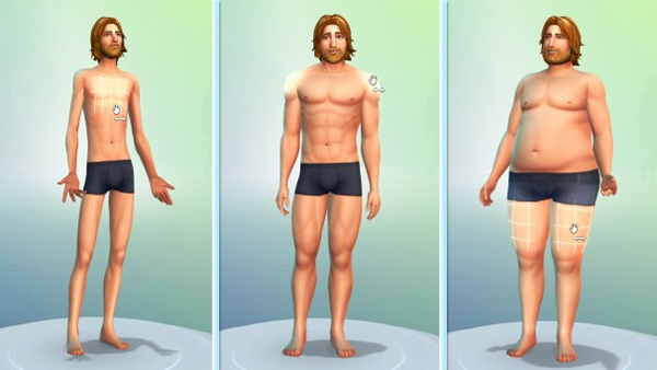 the sims 4 create a sim screenshot